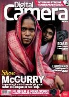 copertina rivista digital camera numero 195
