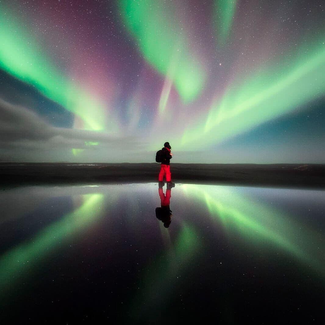 mauro cirigliano aurora boreale islanda