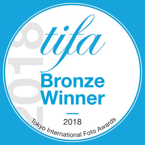tokyo international foto awards bronze