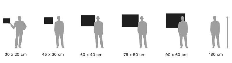 print dimension