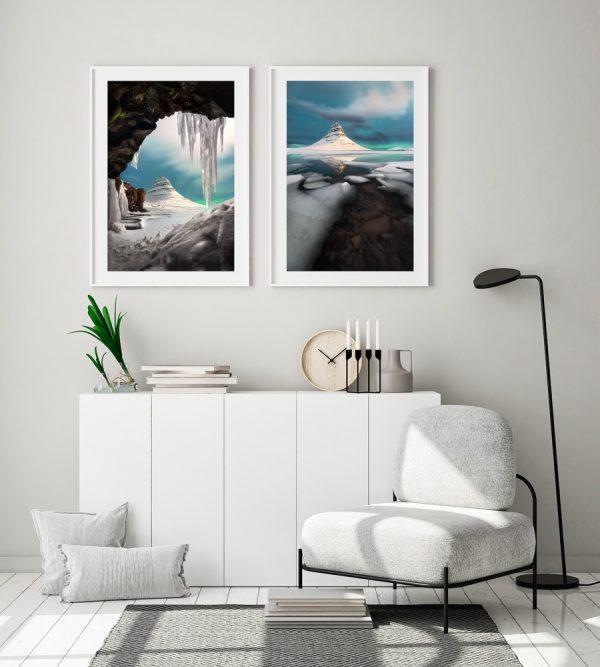 bundle kirkjufell iceland