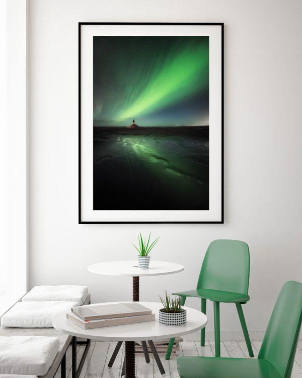 print iceland stokksnes