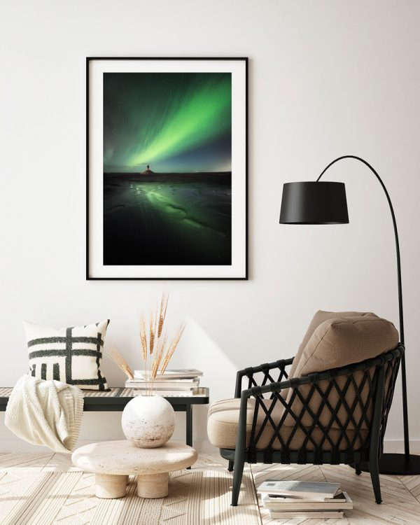 print stokksnes iceland