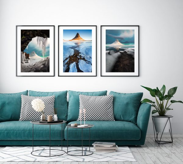 set srkirkjufell iceland