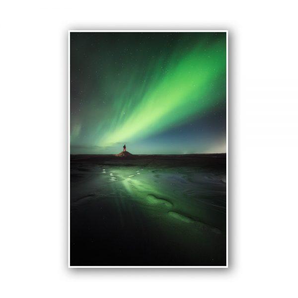 stokksnes iceland print