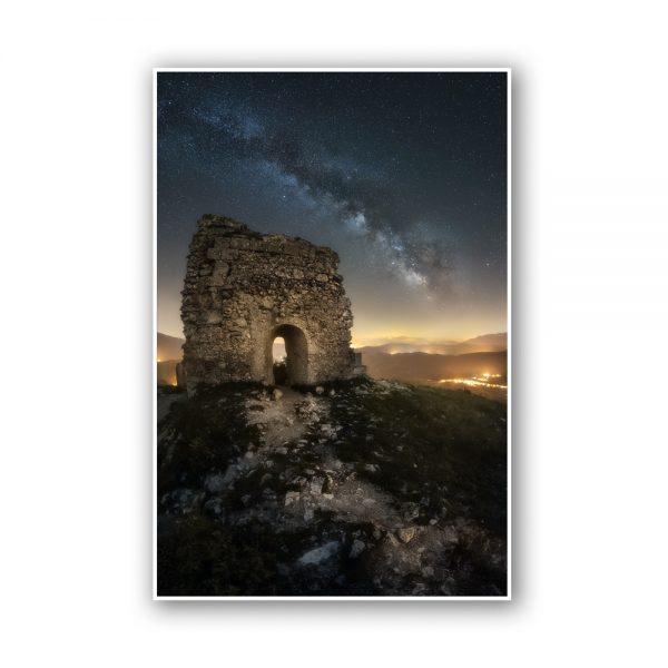 the ruins print