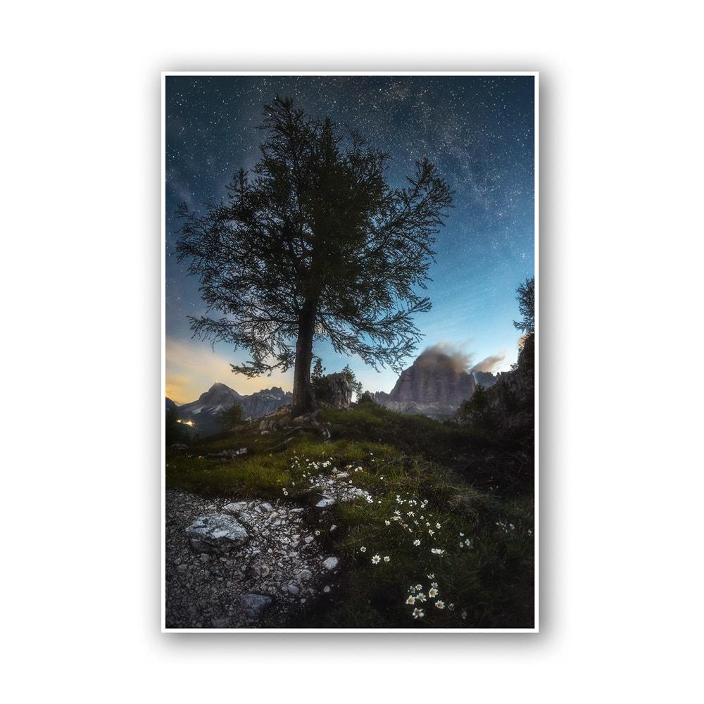 twilight print fineart
