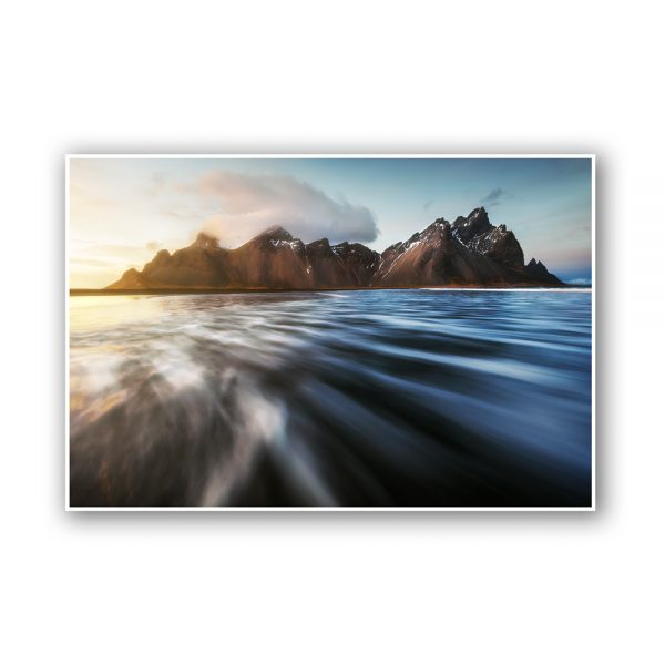 vestrahorn iceland print