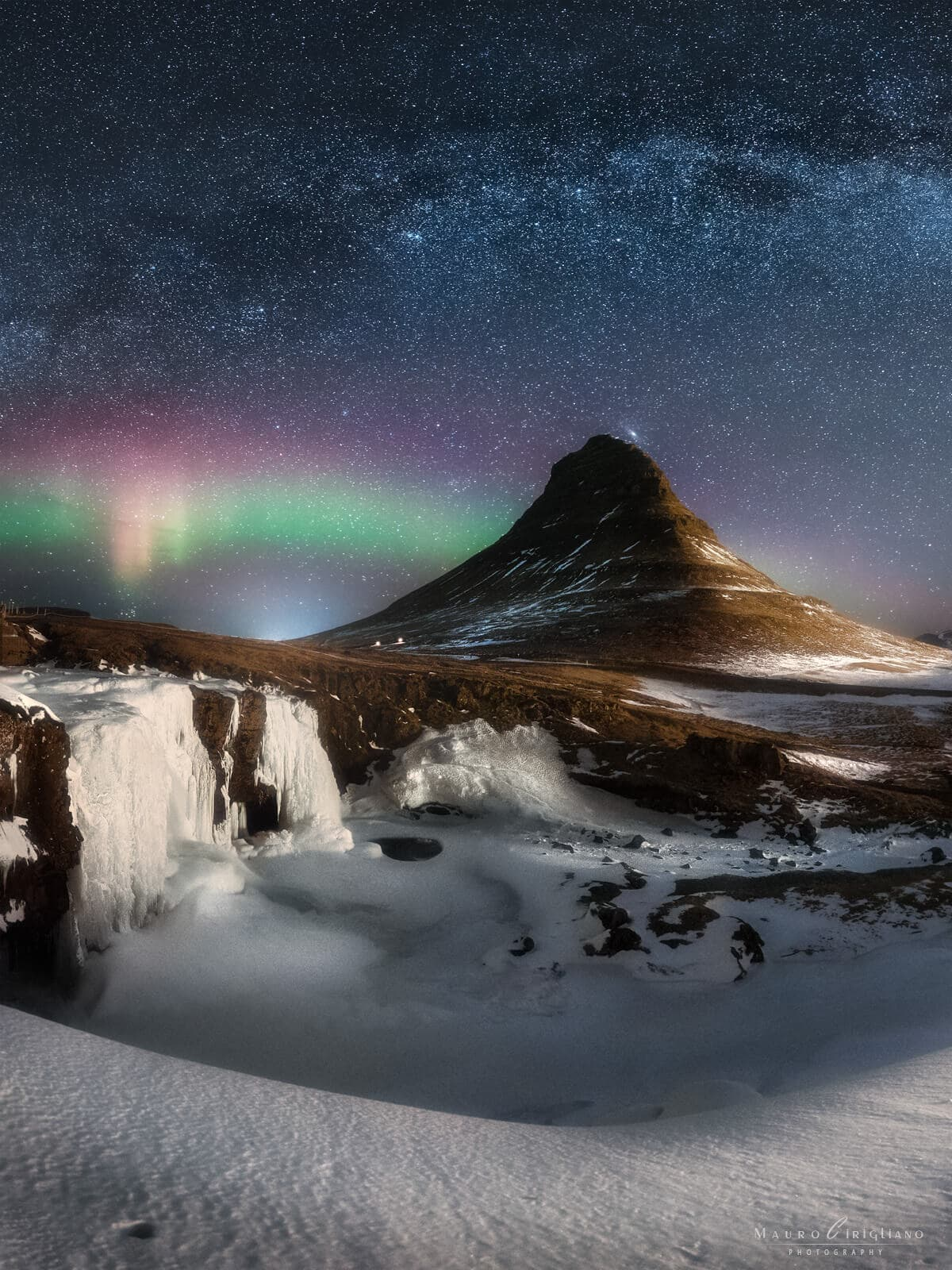 Beginning iceland
