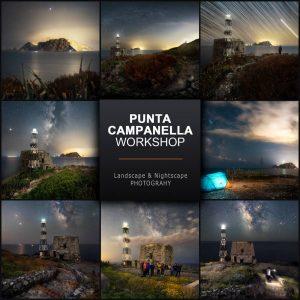 workshop punta campanella