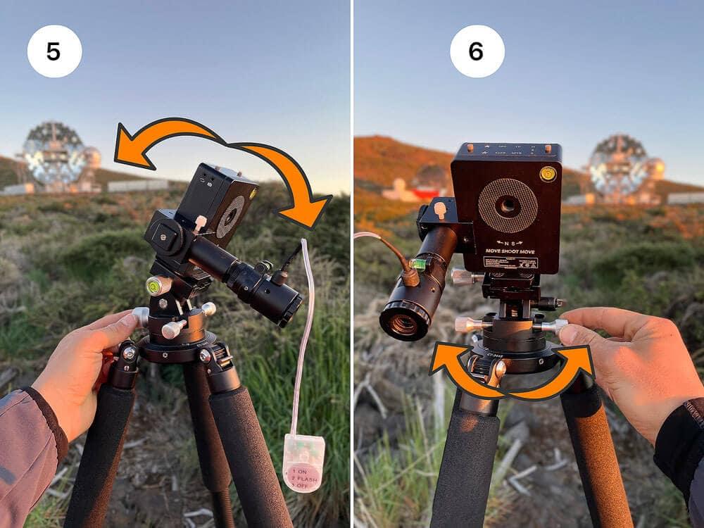 move shoot move alignment